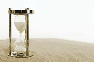 Tenses - sandglass 沙漏